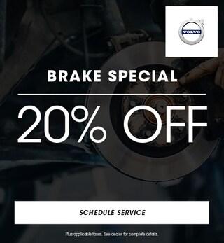 20% Brakes