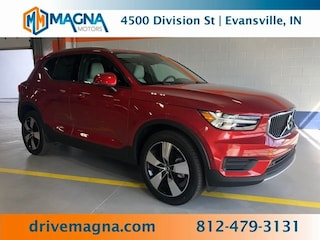 New 2019 Volvo XC40 Momentum SUV for Sale in Evansville, IN, at Magna Motors