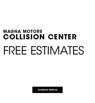 Free Estimates - Collision Center