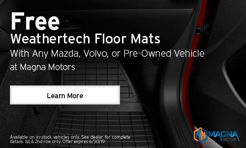 Free Weathertech Floor Mats