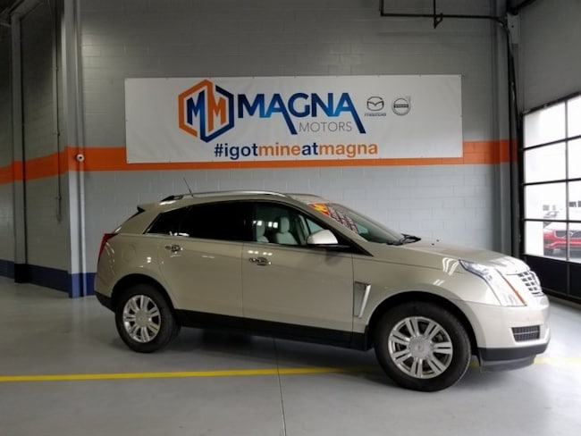 Used 2014 Cadillac SRX Luxury Collection SUV for sale in Owensboro