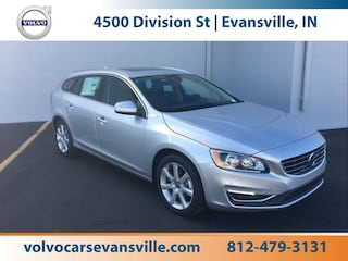 v60 2017 Volvo V60 T5 Premier Wagon YV140MEK0H1336623 for sale in Evansville IN