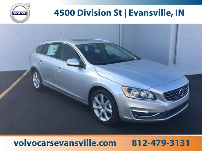new volvo 2017 Volvo V60 T5 Premier Wagon for sale in Evansville