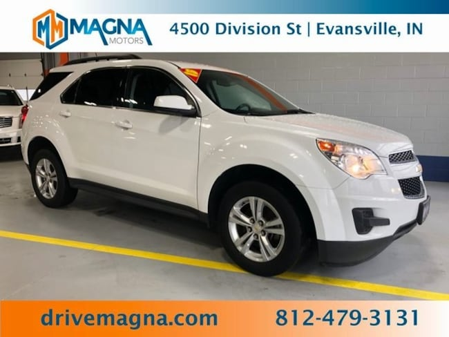 Used 2015 Chevrolet Equinox LT w/1LT SUV for sale in Owensboro