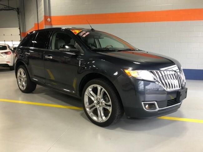 Used 2014 Lincoln Mkx For Sale Evansville In Vin 2lmdj6jk8ebl08573