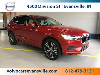 New 2019 Volvo XC60 T5 Momentum SUV for Sale in Evansville, IN, at Magna Motors