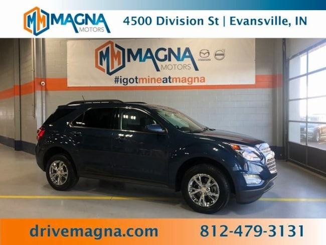 Used 2016 Chevrolet Equinox LT SUV for sale in Owensboro