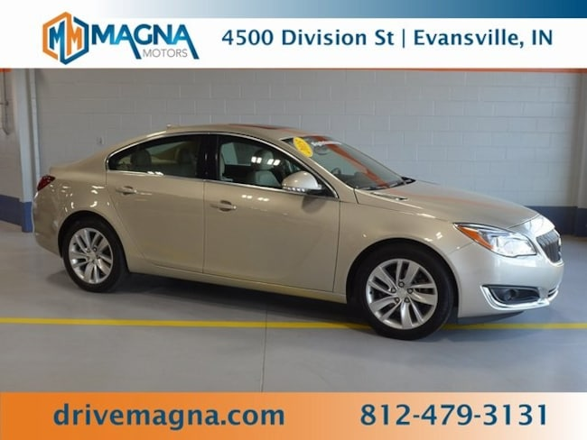 Used 2015 Buick Regal Turbo/e-Assist Premium I Sedan for sale in Owensboro