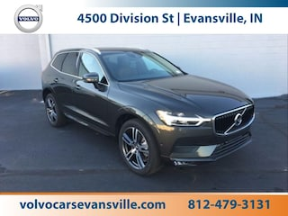 New 2018 Volvo XC60 T6 Momentum SUV for Sale in Evansville, IN, at Magna Motors