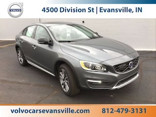 New 2018 Volvo S60 Cross Country T5 Sedan for Sale in Evansville, IN, at Magna Motors