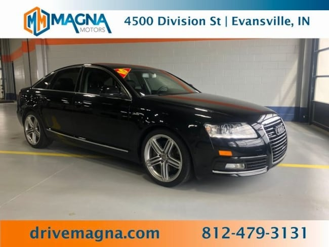 used 2010 audi a6 for sale | evansville in | vin#: waukgafb9an047855
