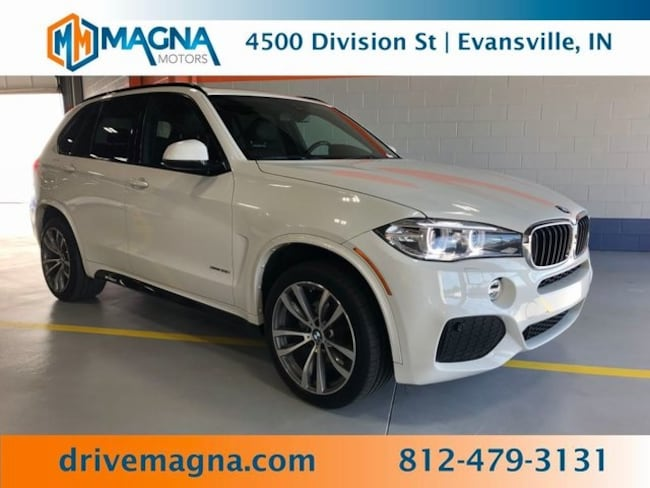 Used 2015 BMW X5 xDrive35i SUV for sale in Owensboro