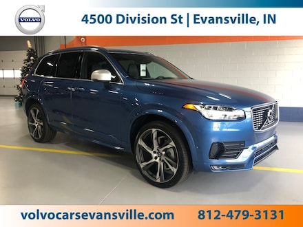 New 2019 Volvo XC90 T6 R-Design SUV for Sale in Evansville, IN, at Magna Motors