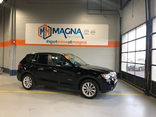 Lease a 2017 BMW X3 in Evansville