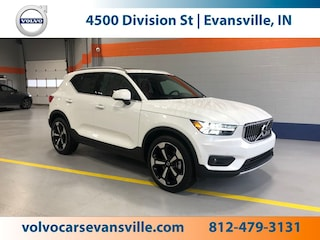 New 2019 Volvo XC40 T5 Inscription SUV for Sale in Evansville, IN, at Magna Motors