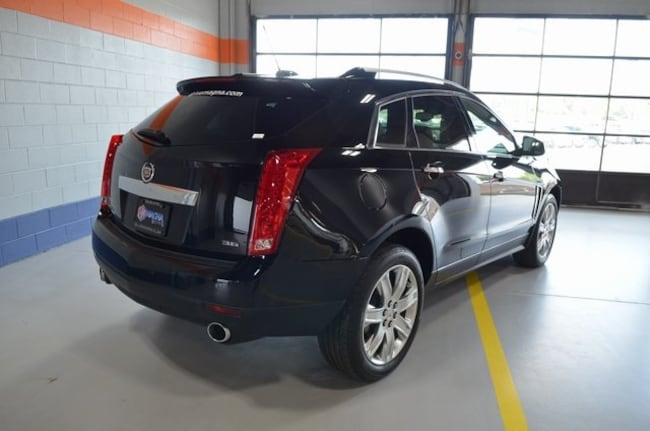 Used 2015 Cadillac Srx For Sale Evansville In Vin