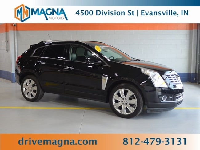 Used 2015 Cadillac SRX Premium Collection SUV for sale in Owensboro