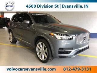 new volvo 2018 Volvo XC90 Hybrid T8 Inscription SUV YV4BR0PL0J1349263 for sale in Evansville