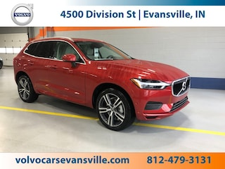 New 2019 Volvo XC60 T6 Momentum SUV V125 for Sale in Evansville at Magna Motors
