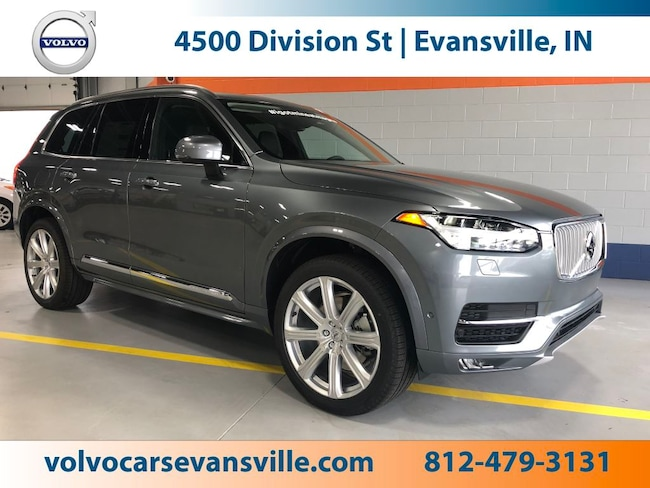 new volvo 2019 Volvo XC90 T6 Inscription SUV for sale in Evansville