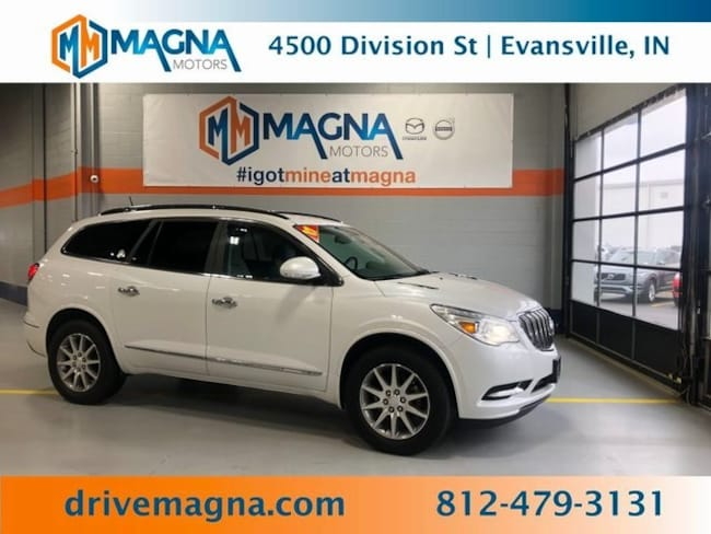 Used 2017 Buick Enclave Convenience SUV for sale in Owensboro
