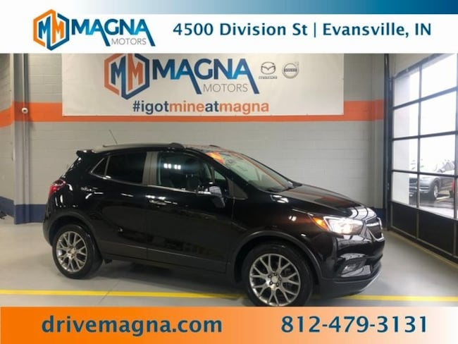 Used 2017 Buick Encore Sport Touring SUV for sale in Owensboro