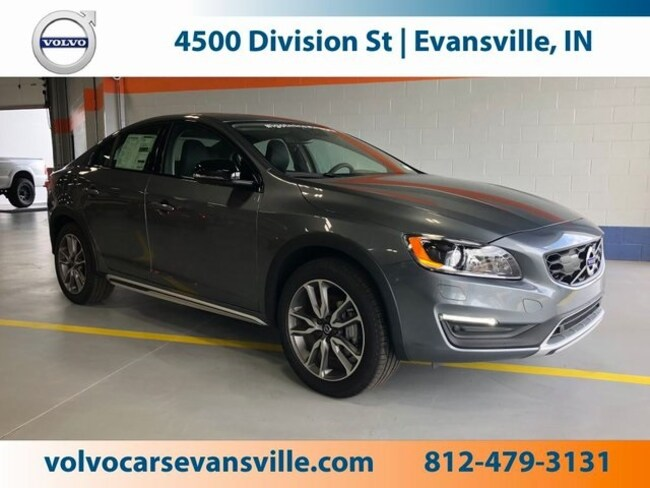 new volvo 2018 Volvo S60 Cross Country T5 Sedan for sale in Evansville