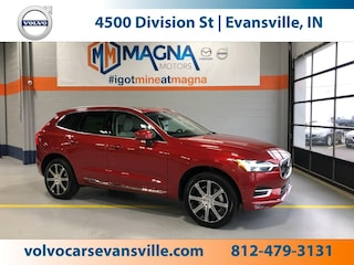 New 2019 Volvo XC60 T6 Inscription SUV for Sale in Evansville, IN, at Magna Motors