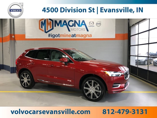 new volvo 2019 Volvo XC60 T6 Inscription SUV for sale in Evansville