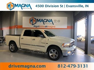 Lease a 2010 Dodge Ram 1500 in Evansville