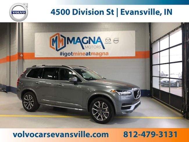 new volvo 2019 Volvo XC90 T6 Momentum SUV for sale in Evansville