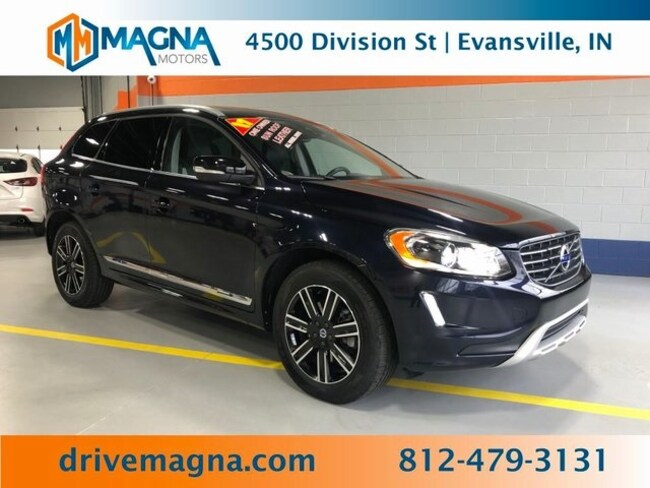 Used 2017 Volvo XC60 T5 AWD Dynamic SUV for sale in Owensboro