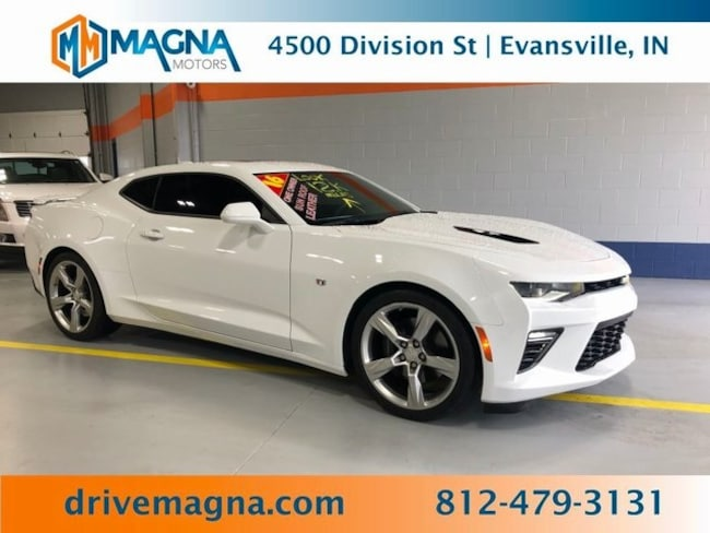 Used 2016 Chevrolet Camaro 2SS Coupe for sale in Owensboro