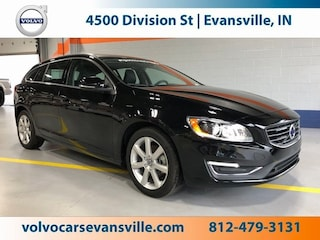 v60 2017 Volvo V60 T5 Platinum Wagon YV140MEM7H1364713 for sale in Evansville IN