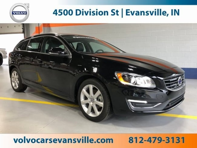 new volvo 2017 Volvo V60 T5 Platinum Wagon for sale in Evansville