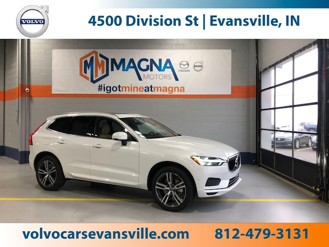 new volvo 2019 Volvo XC60 T6 Momentum SUV for sale in Evansville