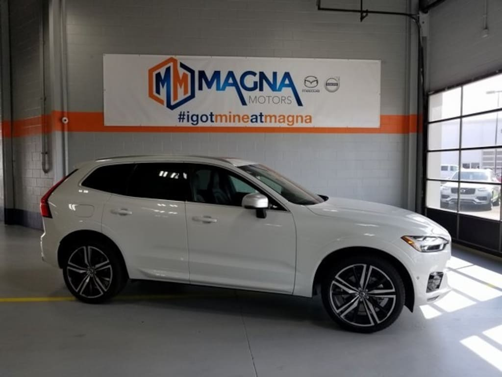 New 2019 Volvo XC60 For Sale | Evansville IN | | VIN#: YV4A22RM0K1304942
