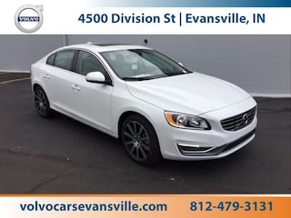 New 2017 Volvo S60 T6 R-Design Platinum Sedan V010 for Sale in Evansville, IN, at Magna Motors