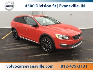 New 2018 Volvo V60 Cross Country T5 Wagon for Sale in Evansville, IN, at Magna Motors