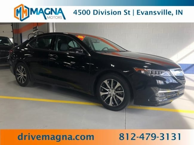 Used 2015 Acura TLX Base (DCT) Sedan for sale in Owensboro