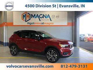 New 2019 Volvo XC40 R-Design SUV for Sale in Evansville, IN, at Magna Motors