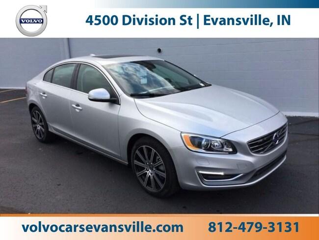 new volvo 2018 Volvo S60 Inscription T5 Platinum Sedan for sale in Evansville