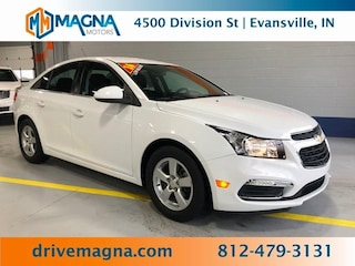 Lease a 2016 Chevrolet Cruze Limited in Evansville