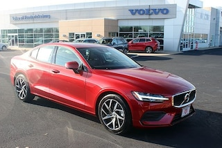 New 2019 Volvo S60 T5 Momentum Sedan 7JR102FK6KG002517 9949V in Fredericksburg