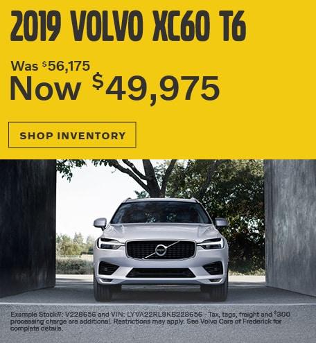 June   2019 Volvo XC60