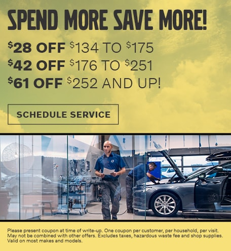 June | Spend More and Save