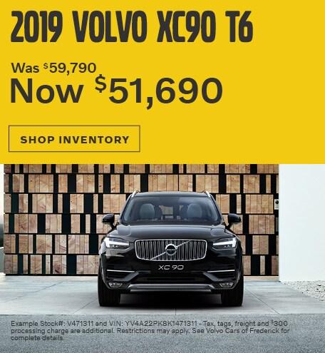 June   2019 Volvo XC90
