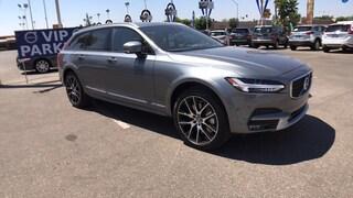 New 2018 Volvo V90 Cross Country T6 AWD Wagon Fresno, CA
