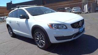 New 2017 Volvo V60 Cross Country T5 AWD Wagon Fresno, CA