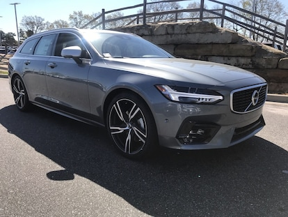 New 2019 Volvo V90 T5 R-Design For Sale | Greenville near Simpsonville &  Easley SC |
